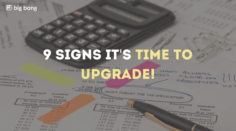9 signs it's time to upgrade image