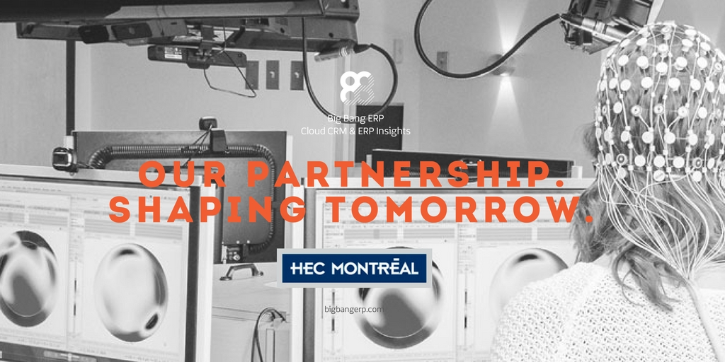 Our Partnership. Shaping Tomorrow.