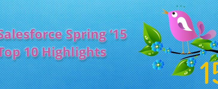 Salesforce Spring 15||||||