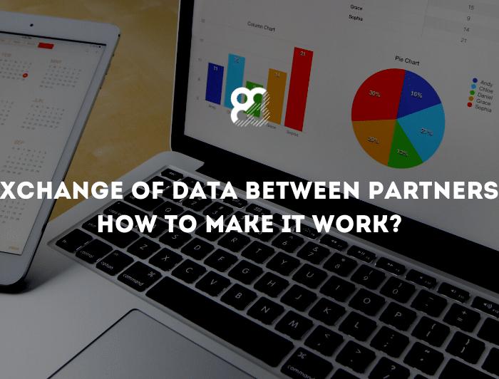 Exchange of data between partners: how to make it work?
