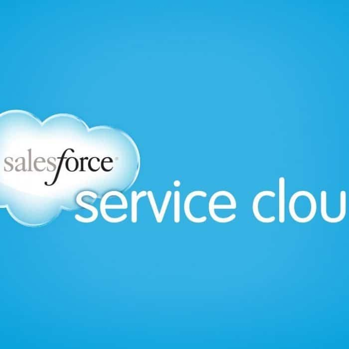 Service Cloud Overview and Demo