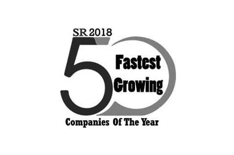 Une des 50 entreprises avec la plus forte croissance de l'année selon Silicon Review