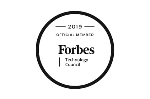 2019 Forbes Tech Council Member: Gabriel Tupula