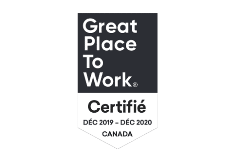Great Place to Work FR 2020 Logo