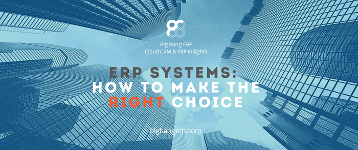 ERP system: How to make the right choice?