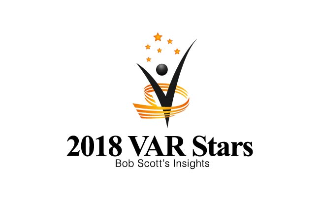 Bob Scott's VAR Stars 2018 Announced: Big Bang ERP selected as a member