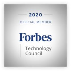 Gabriel Tupula Forbes Technology Council Official Member 2020