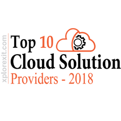 Xplorex IT: Top 10 Cloud Solution Providers of the year 2018