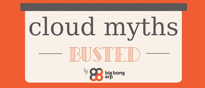 Cloud Myth 1: My Business Isn't Safe on The Cloud