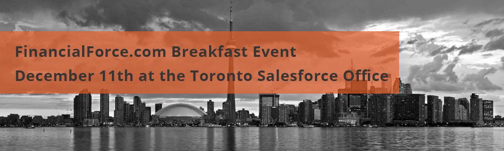 FinancialForce Breakfast Event|
