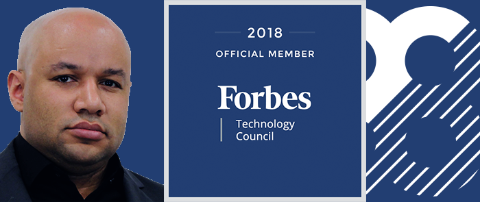 Big Bang ERP CEO, Gabriel Tupula, official member of the Forbes Tech Council