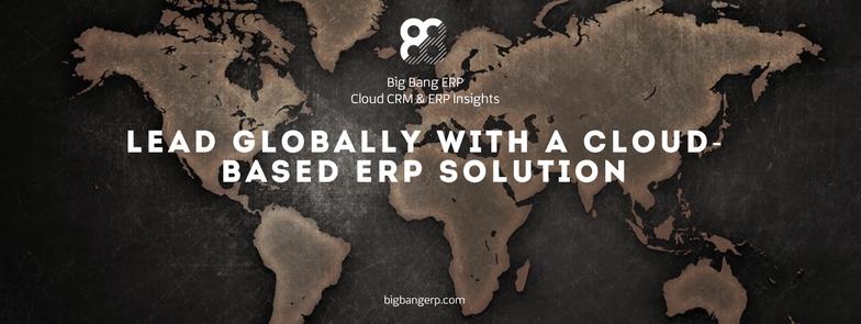 NetSuite Global ERP