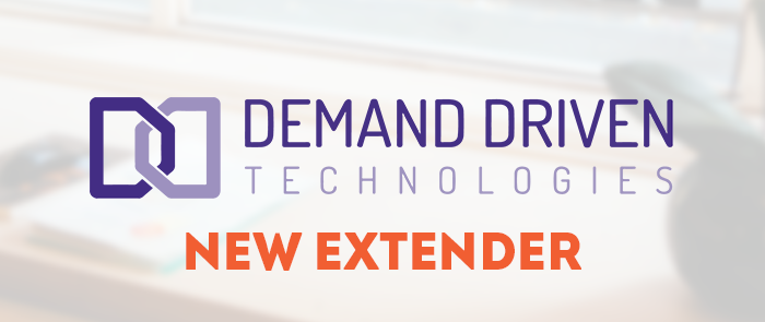 Big Bang ERP announces new extender: Demand Driven Technologies