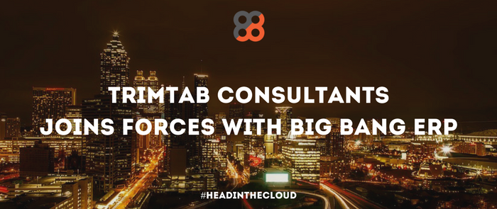 Trimtab Consultants Joins Forces with Big Bang ERP