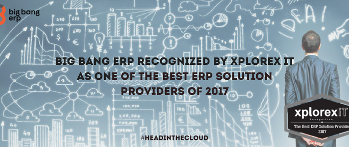 Xplorex It: The Best ERP Solution Providers – 2017