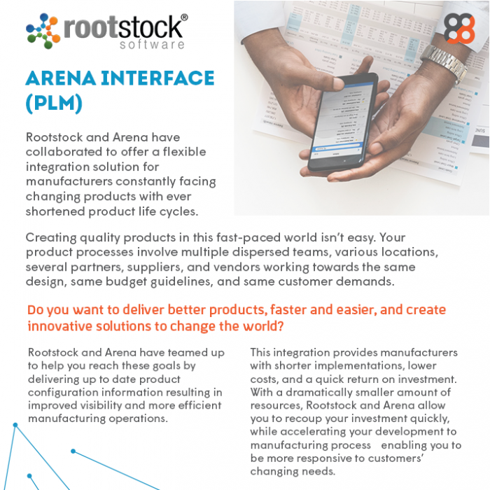 Rootstock Software: Arena Interface (PLM)