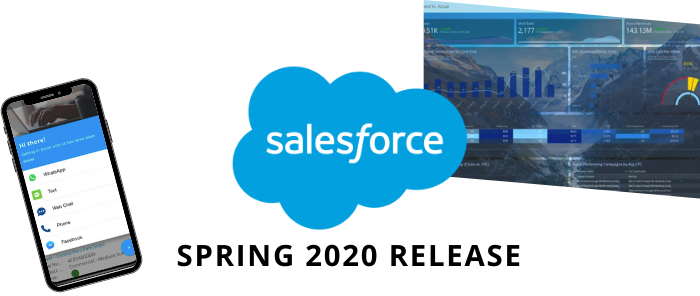 Salesforce Spring '20 Release: Top 10 Features for Admins