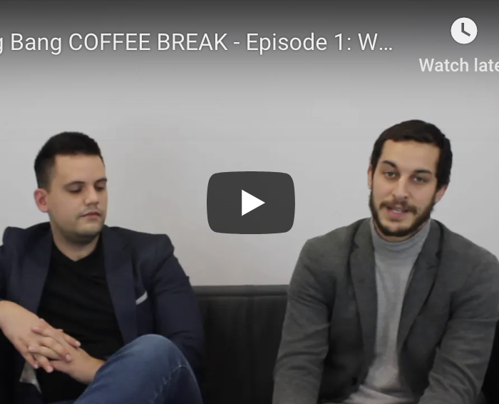 COFFEE BREAK – Episode 1: What is Architecture?