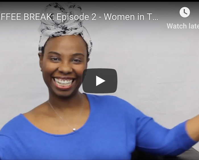 Coffee Break – Episode 2: Women in Tech