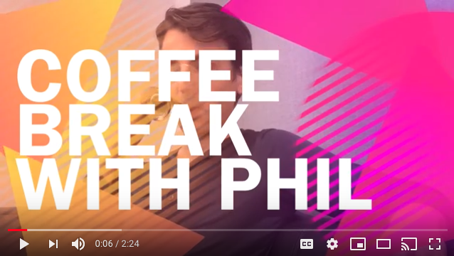COFFEE BREAK – Episode 7: Why the Cloud?