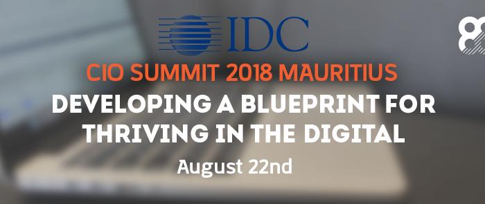IDC CIO Summit 2018 in Mauritius