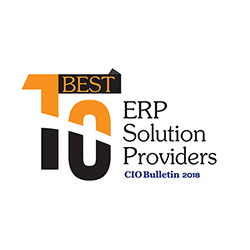 CIO Bulletin: 10 Best ERP Solution Providers of the year 2018