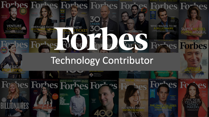 Co-CEO & Chief Business Development Officer Mark Rhyman Joins The Forbes Technology Council