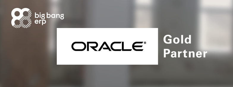 Big Bang ERP devient un partenaire Oracle Or
