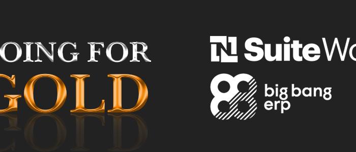Big Bang ERP Announces Gold Sponsorship of SuiteWorld 2016