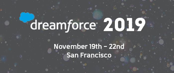 Dreamforce 2019