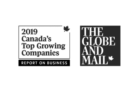 Big Bang's proudly named one of Canada's Top Growing Companies by The Globe and Mail