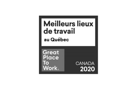 Meilleurs lieux de travail™ —Québec 2020
