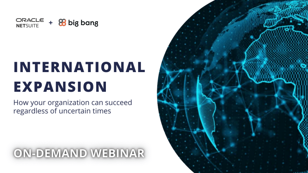 International Expansion Webinar On Demand