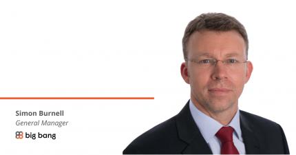 New Big Bang GM Simon Burnell, Brings His International Experience To Mauritius and EMEA
