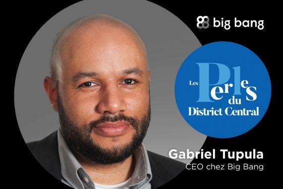 Les perles du District Central: Big Bang, leader en solution infonuagique