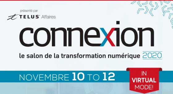 Connexion – Digital Transformation Trade Show 2020