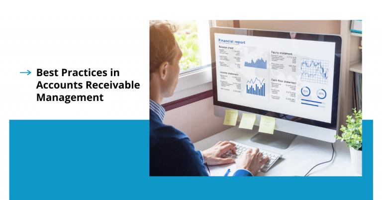 Best Practices in Accounts Receivable Management