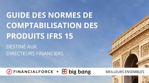 Guide des normes de comptabilisation des produits ifrs 15 destiné aux directeurs financiers