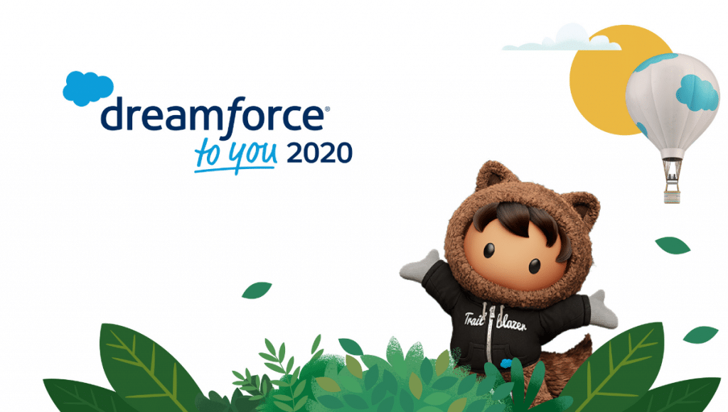 Dreamforce for you 2020
