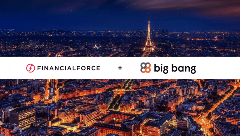 Big Bang élargit son partenariat de revente avec FinancialForce en France