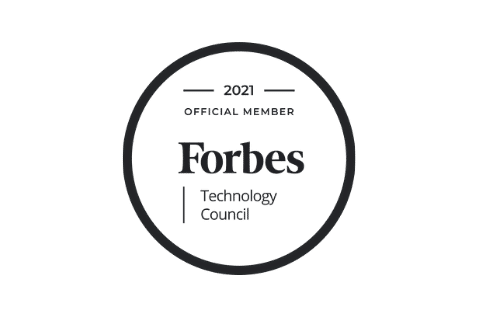 2021 Forbes Technology Council Official Member