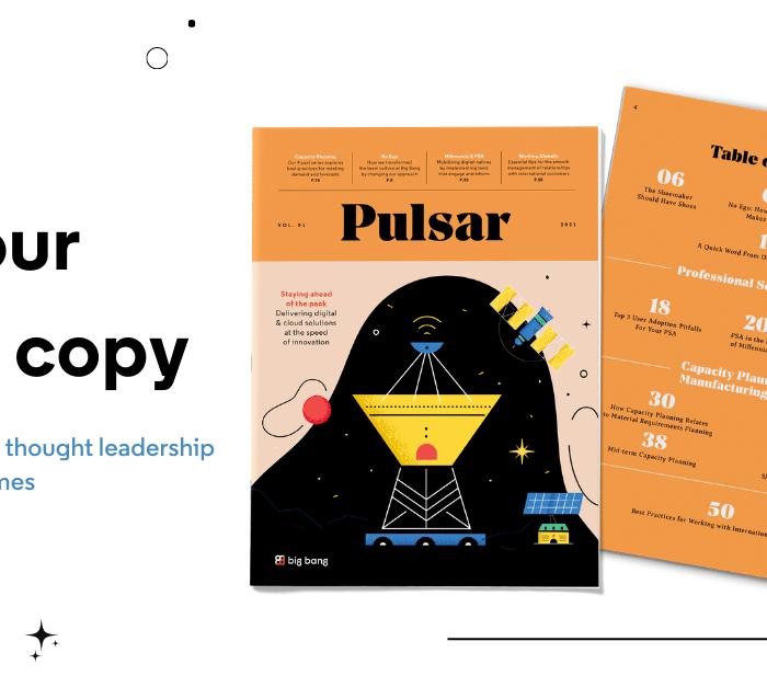 Pulsar Magazine: 2021 Edition Launch