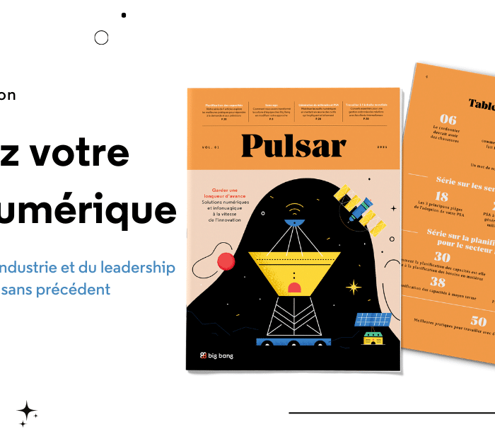 Magazine Pulsar : Lancement de l'édition 2021