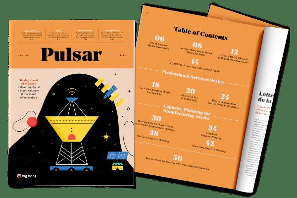Pulsar magazine English