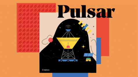 Pulsar promotional material