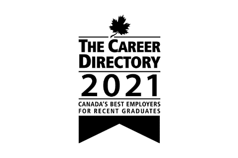 Big Bang is one of Canada's Best Employers for Recent Grads in The Career Directory 2021