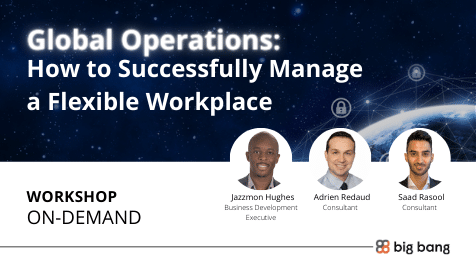 On-Demand: Global Operations – How to Manage a Virtual Workplace Successfully