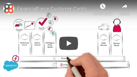 FinancialForce Customer-Centric ERP