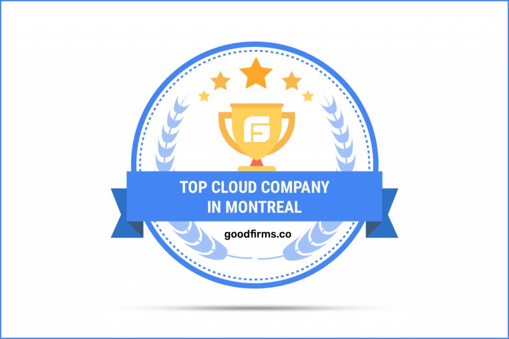 Good Firms names Big Bang top cloud company
