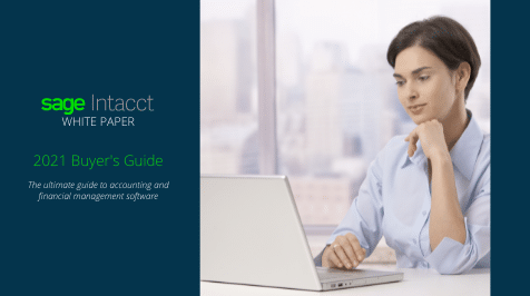 2021 Sage Intacct Buyer's Guide